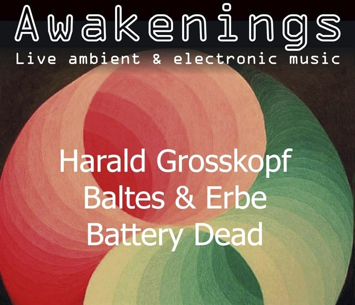 Stefan Erbe, Harald Grosskopf, BatteryDead live at Awakenings