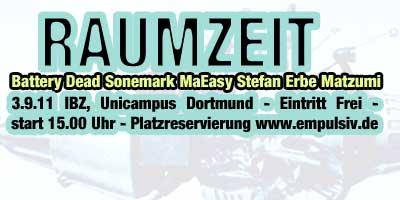 BatteryDead - Raumzeit 2011